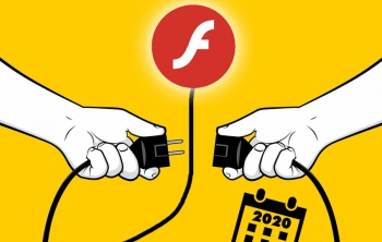 Adobe staccherà la spina a Flash nel 2020
