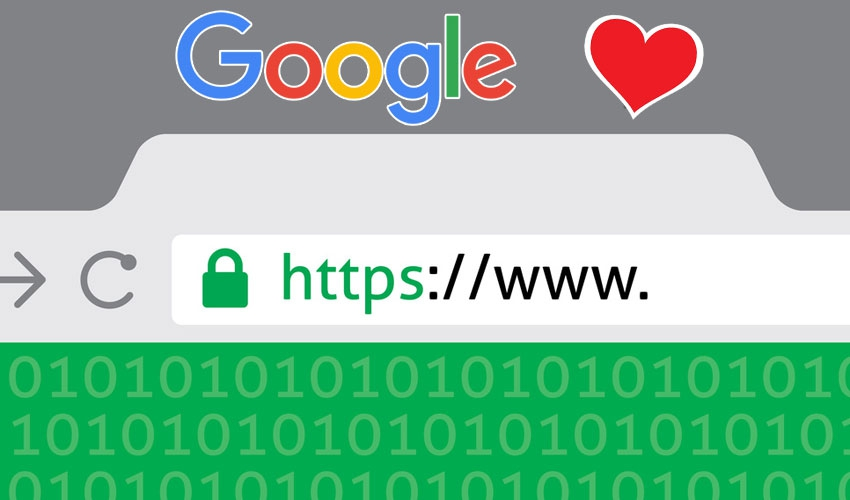 Google spinge all'adozione del protocollo HTTPS