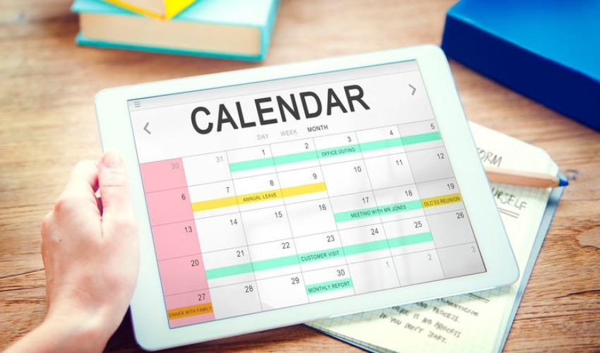 Piano e calendario editoriale: cosa sono e come crearli